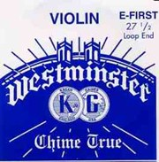 Westminster E-strenger for fiolin